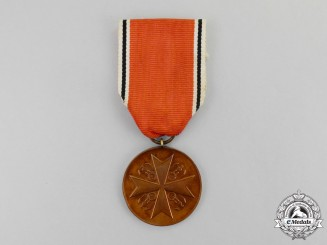 "A Second War German Eagle Order ""Verdienstmedaille"" Merit Medal"