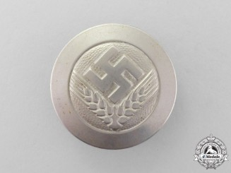 "Germany. A RADwJ (National Labour Service of Female Youths) ""Arbeitsmaid"" Rank Brooch"