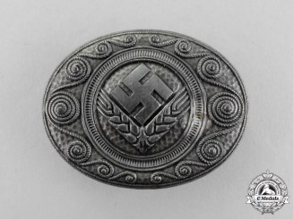 Germany. A RAD (National Labour Service) Membership Badge for Female Members