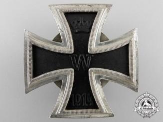 An Iron Cross First Class 1914; Second War Period Production