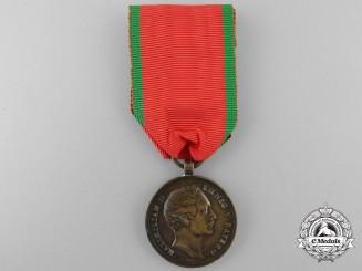 An 1849 Bavarian Danish Campaign Medal