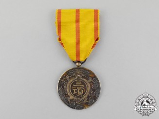 ANNAM, Nguyen Dynasty, Emperor Bao Dai era. A Special Decoration (Kim Tien), I class