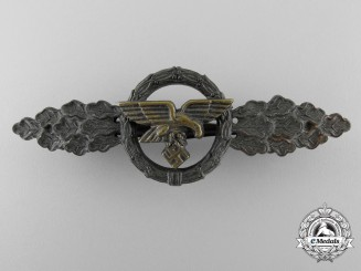 A Luftwaffe Squadron Clasp for Transport Pilots; Bronze Grade