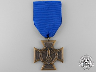 A Second War German Customs Service Decoration