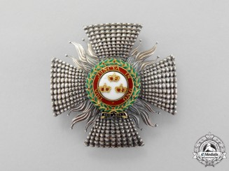 United Kingdom. A Most Honourable Order of the Bath, Commander's Breast Star, c.1870