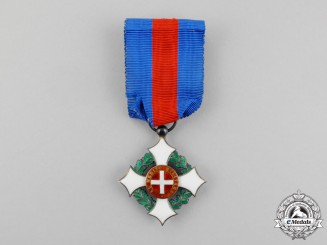 Italy. A Military Order of Savoy, Knight, c.1915