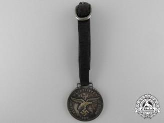 A 1940 Luftwaffe Medal Reserve-Luftsperr-Abteilung 207 Kriegsweihnacht