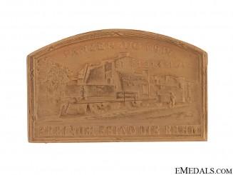 Panzerzug No IV Badge