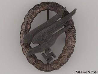 Paratrooper Badge by Assmann & Sohne Ludenscheid