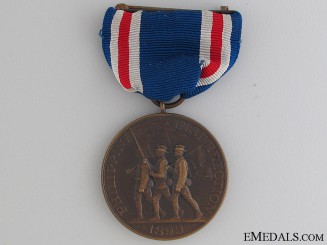 Philippine Congressional Medal 1899-1902
