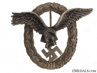 Pilot's Badge – JMME