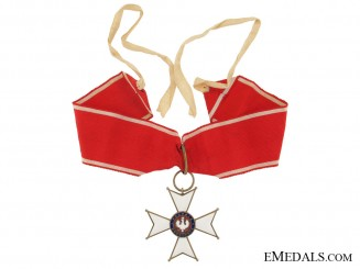 Order of Polonia Restituta 1918