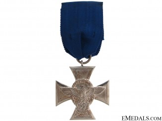 Police Long Service Cross 2nd Class
