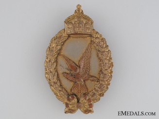 An Excessively Rare German Naval Air Gunner Badge, 1918