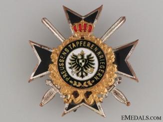 Prussian War Participant Cross 1st Class