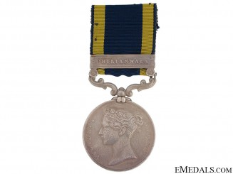 Punjab Medal - 61st South Gloucestershire Regiment
