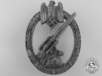 A German Army Flak Badge