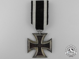 A Rare 1813 Iron Cross Second Class