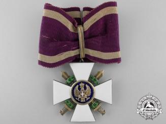 An Italian Order of the Roman Eagle 1942-43; Commander's Cross