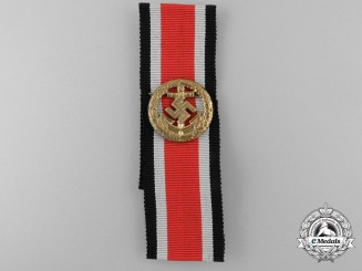 A Second War German Kriegsmarine Honor Roll Clasp