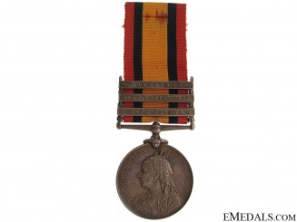 Queen's South Africa Medal 1899 - SAC