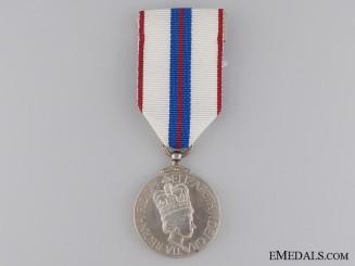 Queen Elizabeth II Jubilee Medal 1977