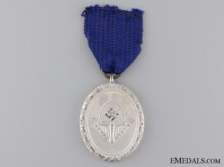 R.A.D Long Service Award; Third Class