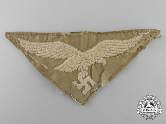 A Luftwaffe Breast Eagle; Tropical Version