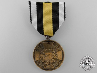 An 1815 Prussian Napoleonic Campaign Medal