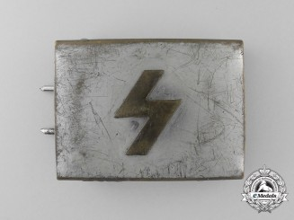 A German Youth (Deutsches Jungvolk) Belt Buckle