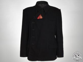 A Kriegsmarine NCO's Pea Coat