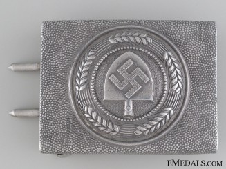 RAD Belt Buckle by Assmann