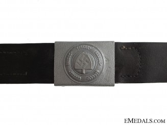 RAD Enlisted Belt& Buckle