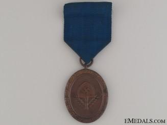 RAD Long Service Award for Men, 4th Class