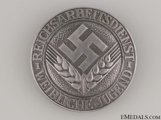 RADwJ Members Badge – Silver Grade