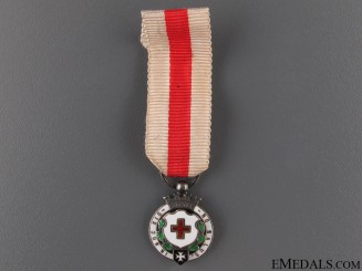 Red Cross Merit Medal 2nd Class