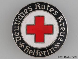 Red Cross Nursing Badge