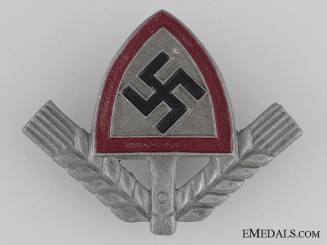 Reich Labour Service (RAD) Cap Badge