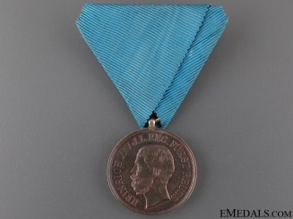 Reuss Household Long Service Medal