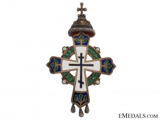 Clergy Presentation Cross