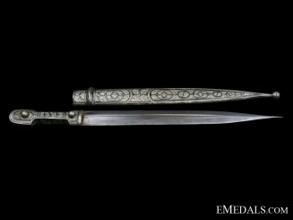 A Caucasian Kindjal Dagger