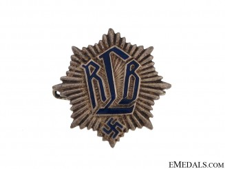 RLB (National Air Raid Protection Union) Pin