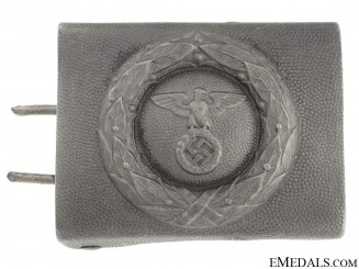RLB Enlisted Belt Buckle