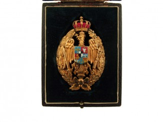 Military Academy Badge of the