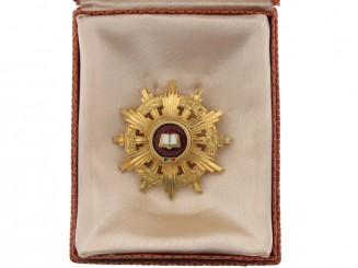 Order of Scientific Merit - Gold