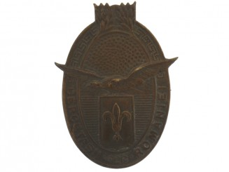 Royal Romanian Military Scout Badge