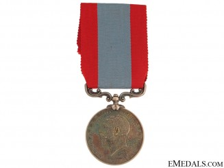 Rocket Apparatus Volunteer Long Service Medal