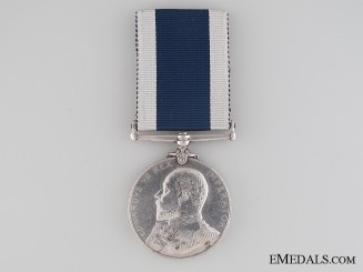 Royal Navy Long Service & Good Conduct Medal