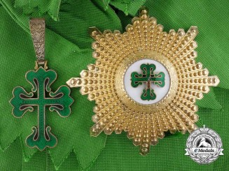 A Portuguese Military Order of Saint Benedict of Aviz; Grand Cross