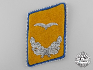 Germany. A Single Luftwaffe (Flying) Reserve Leutnant's Collar Tab